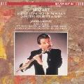 モーツァルト:フルート協奏曲&フルートと