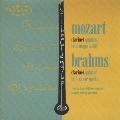 ウラッハ/モーツァルト&ブラームス クラリネット五重奏曲