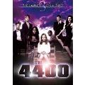 4400-フォーティ・フォー・ハンドレッド- シーズン3 コンプリート・ボックス(4枚組)
