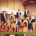 モーツァルト:クラリネット五重奏曲 K.581 ホルン五重奏曲 K.407(386c)