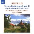 シベリウス:組曲「歴史的情景」 他