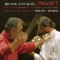 モーツァルト:ヴァイオリン協奏曲全集/協奏交響曲