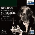 ブラームス:交響曲第3番 へ長調 作品90 シューべルト:交響曲第7番 ロ短調 D759「未完成」