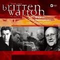 ブリテン:ヴァイオリン協奏曲/ウォルトン:ヴィオラ協奏曲