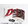頭文字[イニシャル]D Premium Blu-ray BOX Pit3 [5Blu-ray Disc+CD]<初回生産限定版>