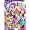 ラブライブ! μ's Go→Go! LoveLive! 2015 ~Dream Sensation!~ DVD Day.1