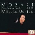 モーツァルト:ピアノ・ソナタ 第8番・第11番≪トルコ行進曲付き≫第14番・第15番