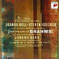 ブラームス:二重協奏曲 ピアノ三重奏曲第1番(1854年版)他