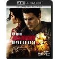 ジャック・リーチャー NEVER GO BACK [4K ULTRA HD + Blu-rayセット]