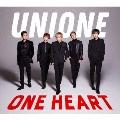 ONE HEART (B)<期間生産限定盤>