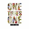 "ONE TIMES ONE [CD+""ONE TIMES ONE""タトゥーシール]<初回限定盤>"
