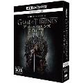 ゲーム・オブ・スローンズ 第一章:七王国戦記 コンプリート・ボックス [4K Ultra HD Blu-ray Disc x4+6Blu-ray Disc]<数量限定生産版>