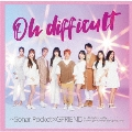 Oh difficult ~Sonar Pocket×GFRIEND [CD+DVD]<初回限定盤A>