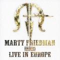 マーティ・フリードマン・エグジビット・エー・ライブ・イン・ヨーロッパ