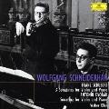 シュナイダーハンの芸術1200::シューベルト、ドヴォルザーク:ヴァイオリンとピアノのためのソナチネ<アンコール・プレス限定発売>