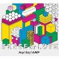 SENSE or LOVE [2CD+DVD+歌詞フォトブックレット]<初回限定盤>