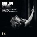 シベリウス: 交響曲第2番、組曲《クリスティアン2世》