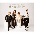 AAA 15th Anniversary All Time Best thanx AAA lot<通常盤/初回限定スリーブ仕様>