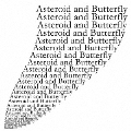 Asteroid and Butterfly