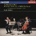 チャイコフスキー:ピアノ三重奏曲 イ短調 作品50 ≪偉大な芸術家の思い出のために≫