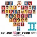 WE LOVE ヘキサゴン 2011 [CD+DVD]<通常盤>