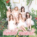 SUNDAY MONDAY [CD+DVD]<初回生産限定盤B>