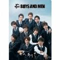 友ありて・・ (BOYS AND MEN盤) [CD+クリアファイル・ジャケット]<初回限定盤>