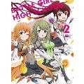 バトルガール ハイスクール DVD&CD BOX 2 [DVD+6CD]