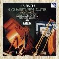 J.S.バッハ:管弦楽組曲[全曲]