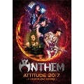 ATTITUDE 2017 - Live and documents - [2DVD+2CD]<初回生産限定版>