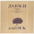 EMI CLASSICS 決定盤 1300 94::J.S.バッハ:無伴奏ヴァイオリンのためのパルティータ集