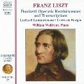 リスト:リスト・ピアノ曲全集 第27集 ドニゼッティのオペラによる編曲作品集