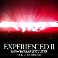 EXPERIENCEDII-EMBRACE TOUR 2013 武道館- [CD+DVD]<通常盤>