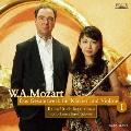 モーツァルト:ピアノとヴァイオリンのための作品全集I