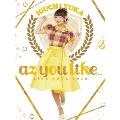「2nd LIVE TOUR 2016 az you like...」LIVE DVD<初回仕様版>