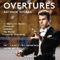 ドヴォルザーク: 序曲「自然と人生と愛」、「我が故郷」 Op.62、劇的序曲「フス教徒」 Op.67