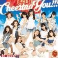 チアリングユー!!! [CD+Blu-ray Disc]<初回盤B>