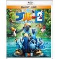 ブルー2 トロピカル・アドベンチャー [Blu-ray Disc+DVD]