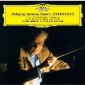 モーツァルト:オペラ序曲集<生産限定盤>