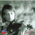 ブラームス:ヴァイオリン協奏曲 J.S.バッハ:パルティータ第2番<生産限定盤>