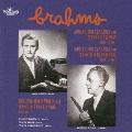 ブラームス:クラリネット・ソナタ第1番・第2番 ホルン三重奏曲<限定盤>