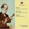Mozart, Beethoven, Brahms - Violin Sonatas