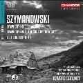 "K.Szymanowski: Symphony No.1Op.15, No.3 Op.27 ""The Song Of The Night"", Love Songs Of Hafiz Op.26"