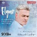 エルガー: 交響曲第1番、弦楽四重奏と弦楽オーケストラのための 《序奏とアレグロ》