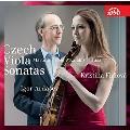 Czech Viola Sonatas - Martinu, Feld, Kalabis, Husa