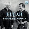 エルガー: ヴァイオリン協奏曲&ソナタ