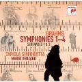 ブラームス: 交響曲全集、セレナード第1&2番<完全生産限定盤>