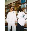 Type Of Person × WTM L/S T-shirt(White) XLサイズ