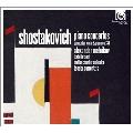 ショスタコーヴィチ: ピアノ協奏曲第1番&第2番、ヴァイオリン・ソナタ