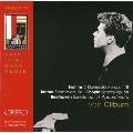 Brahms: 2 Klavierstucke Op.118; Barber: Sonata Op.26; Chopin: Sonata Op.58; Beethoven: Sonata Op.57